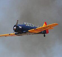 NAVY T-6 TEXAN by fsmitchellphoto