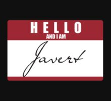 HELLO and I am Javert by SprinkleBuns