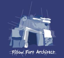 Pillow Fort Architect by neonlimpet