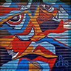Graffiti : Barcelona by BrettNDodds