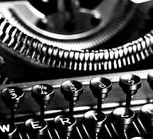 Typewrite 5 by Falko Follert