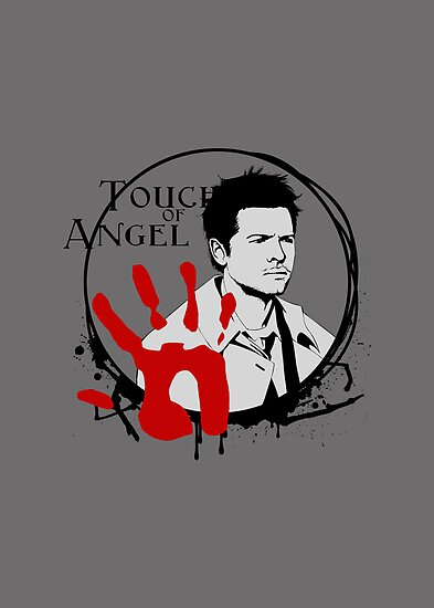 Touch of Angel by KanaHyde