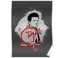 Castiel ♥ Poster