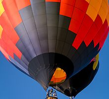 Hot Air Ballooning by Edward Fielding