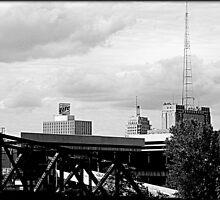 Downtown Milwaukee 3 © by Dawn M. Becker