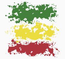 Big Reggae Splashes by reggae-paradise