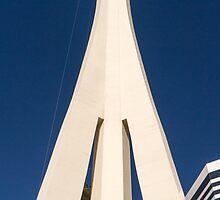 Stratosphere Las Vegas by Edward Fielding