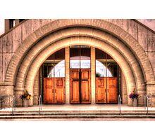 The Doors Photographic Print