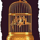 Bird Cage by sashakeen