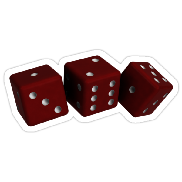 Dice by Rob Goforth