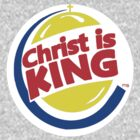 Christ is King  by Matthew Scotland