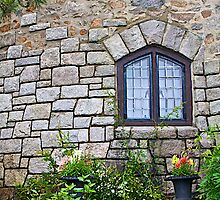 Castle Window by John Butler