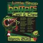 CAST &amp; CREW - Little Shop of Horrors - DCHS 2013 by trekspanner