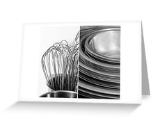 Kitchen Composite Greeting Card