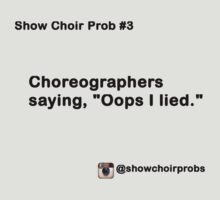 Show Choir Prob #3 by showchoirprobs
