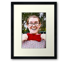 Everybody Knows Framed Print
