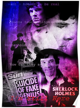 I'm Still Here - Sherlock by DoctorsDesciple