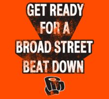 Broad Street Beatdown by DCVisualArts