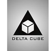 Delta Cube Photographic Print