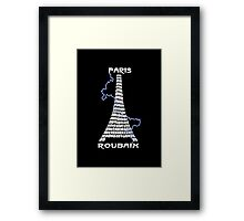 Paris-Roubaix Framed Print