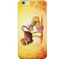 Ambitious Easter Bunny iPhone Case/Skin
