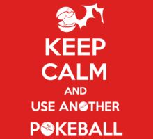 Use another pokeball by Mariotaro Designs