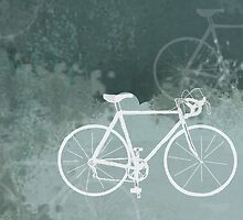 White Bikes by SlackersPeloton