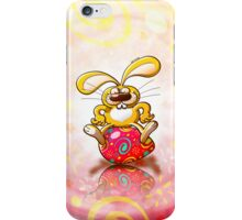 Proud Easter Bunny iPhone Case/Skin