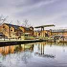 Castlefield Manchester by inkedsandra