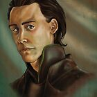 The God of Mischief by Jess-P