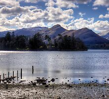 Derwent Island in March 2013 by Tom Gomez