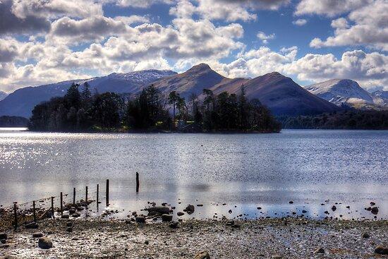 Derwent Island in March 2013 by Tom Gomez