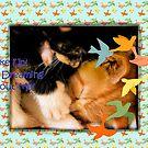 When Kittens Dream. . . by aprilann