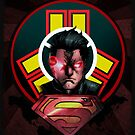 Injustice: Gods Among Us - Superman (New Regime) by Oss182