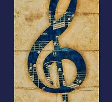 Treble Clef by Elizabeth Coats