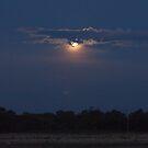 Bad Moon Rising by Dave Callaway