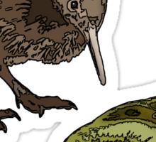 The Kiwi is Dead Sticker
