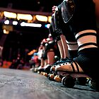 Roller Derby by danforth