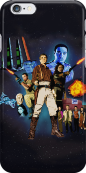 Serenity: The Alliance Strikes Back by imnotahero