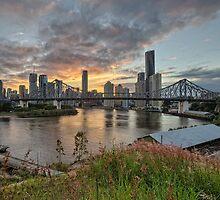 Story Bridge • Brisbane by William Bullimore