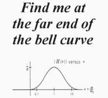 The Bell Curve by Paul Todd