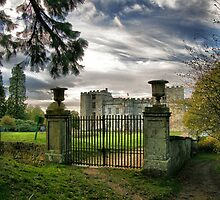 Through the Back Gates by CharlotteMorse