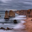 The Twelve Apostles by NeilAlderney