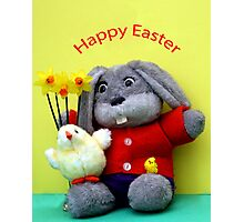 Easter Bunny! Photographic Print