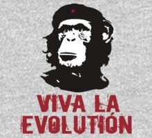 viva la evolution by derP