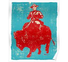 Border Patrol - Canada / Buffalo Poster