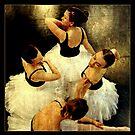 An elegant quartet by Alan Mattison