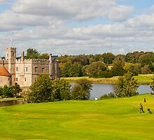 Leeds Castle Golf 2 by Chris Thaxter