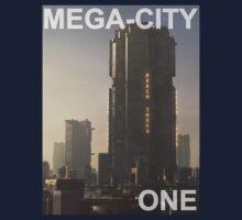 Mega-City One v2 Kids Clothes