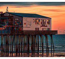 Pier Patio by Richard Bean